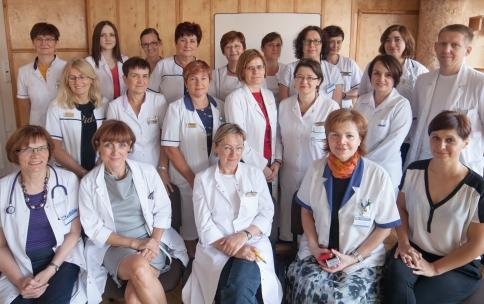 Pracownicy Katedry Pediatrii Klinicznej