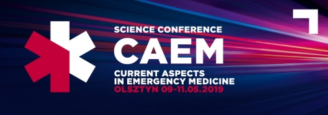 Konferencja naukowa CAEM 2019