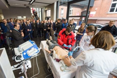 Centrum Symulacji Medycznych – oddane do użytku