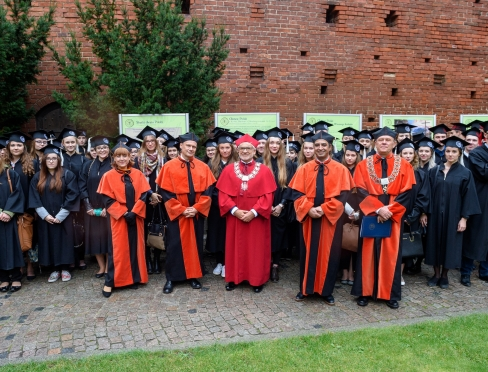 Inauguration of the 2016/2017 Academic Year