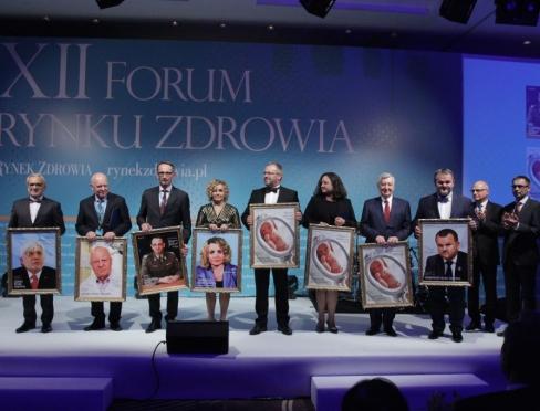prof. Wojciech Maksymowicz Lider Rynku Zdrowia