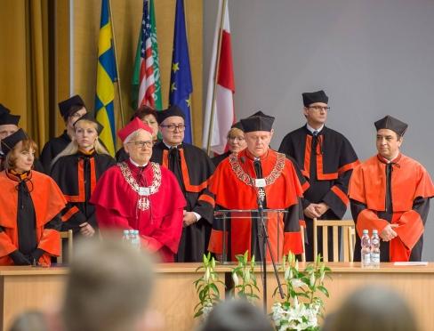 Ceremonia Białego Fartucha 2017