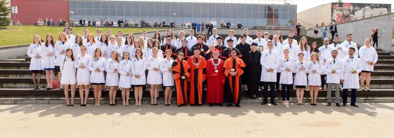 White Coat Ceremony 2017